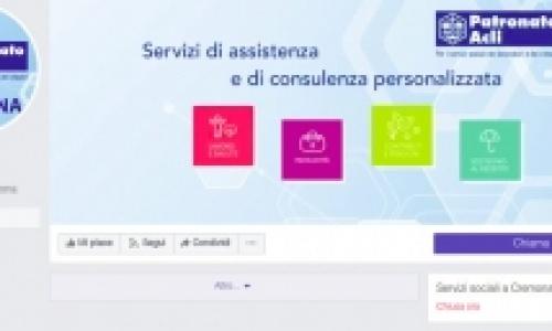 La nuova pagina Facebook del Patronato Acli Cremona