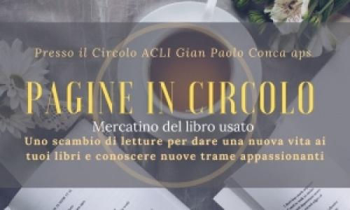 Mercatino del libro usato tutti i lunedì a Cremona