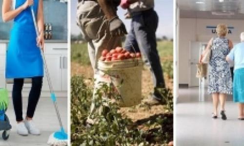 Emersione dei rapporti di lavoro e permessi di soggiorno temporaneo