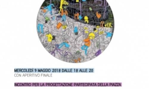 Presentazione del progetto della piazza a CasaCrema+