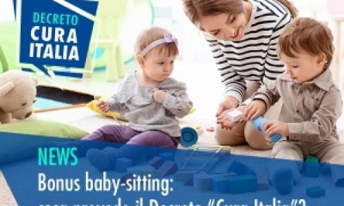 Bonus baby-sitting e altre agevolazioni